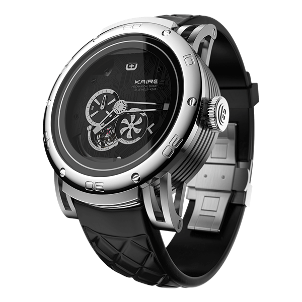 Hybrid MSW115 - Leather band